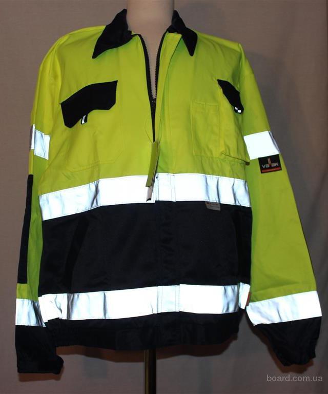 Куртка со светоотражателями (L)
