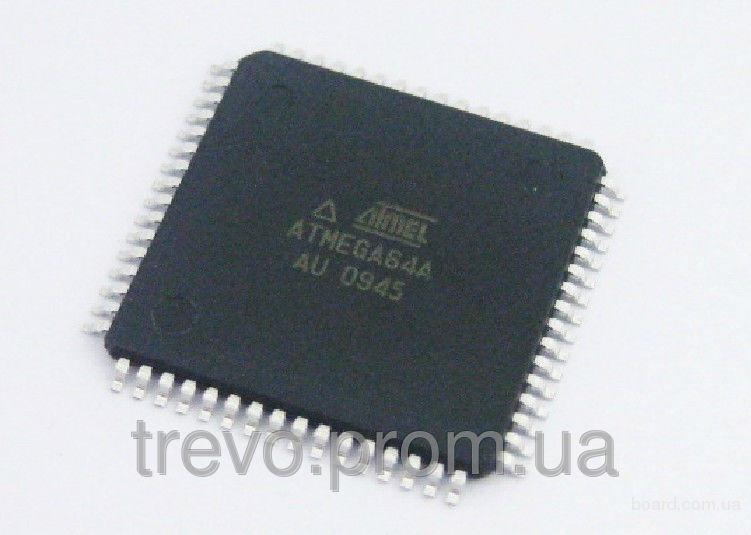 Микросхема ATMEGA64 TQFP44
