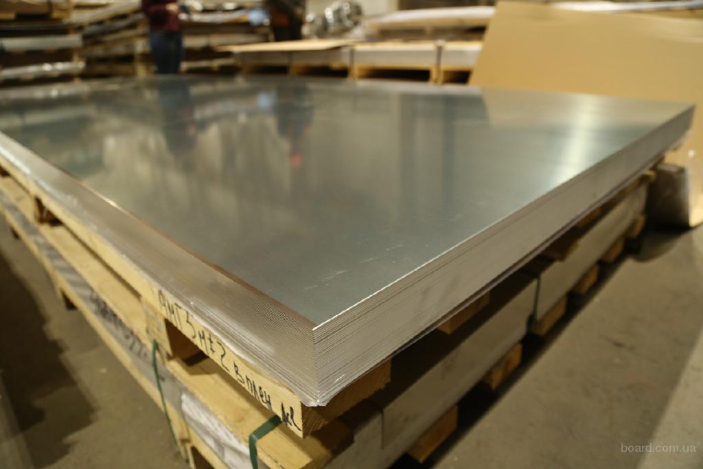 Алюминиевый лист АМГ-5, 5083 в Харькове