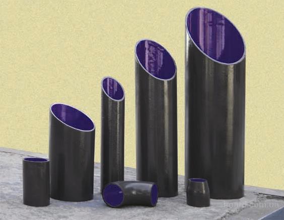 Труба стальная эмалированная ДУ 40/48 ГОСТ 3262-75