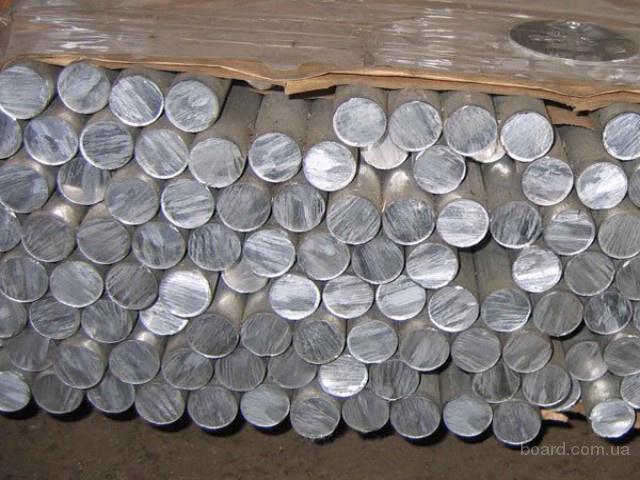 Алюминиевый круг ø10АД31