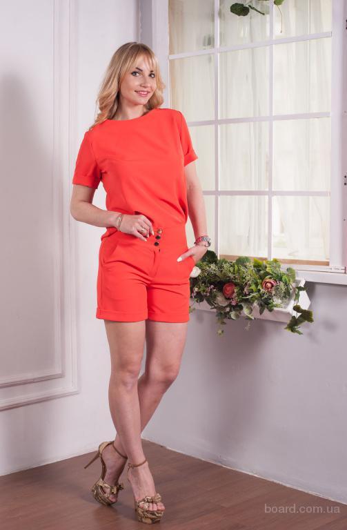 Оптом летние платья и костюмы от производителя. Работаем с Украиной, Россией, все страны СНГ
