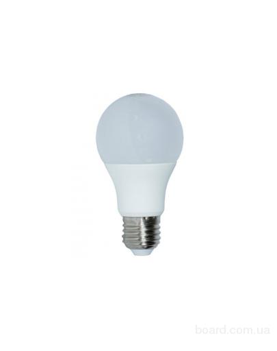 led-лампа 10 ватт, форма A60, патрон E27, свечение 4000k optiled/vito