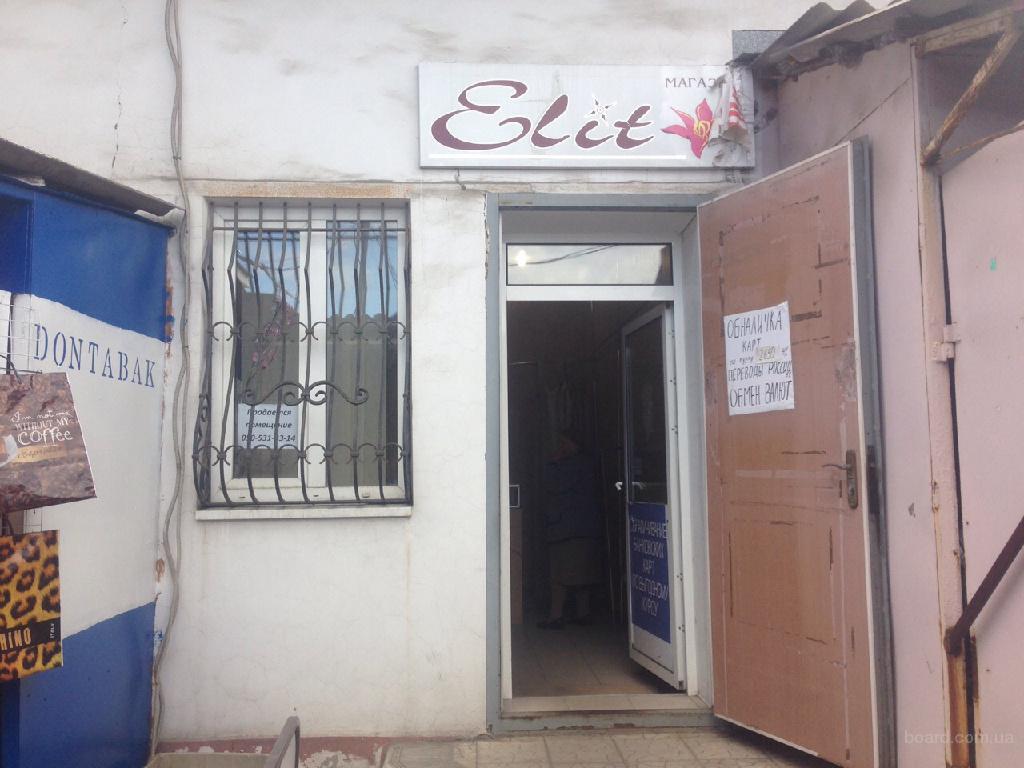 Продам магазин в центральном рынке г.Красный Луч