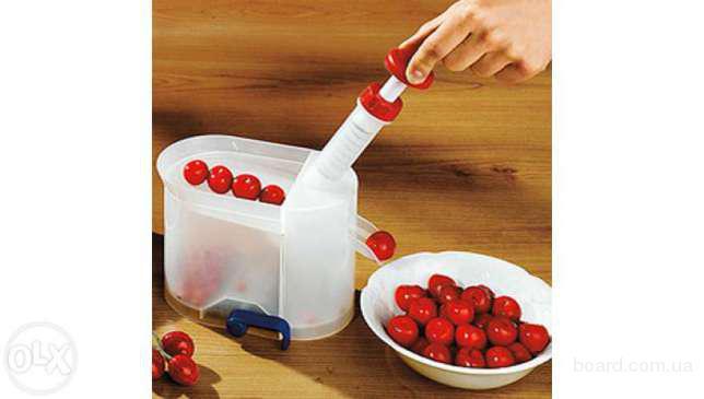 Вишнечистка, машинка для удаления косточек из вишни и черешни