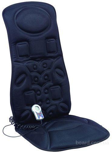 Массажное кресло- накидка для автомобиля с подогревом TL - 2005 Z-Ф