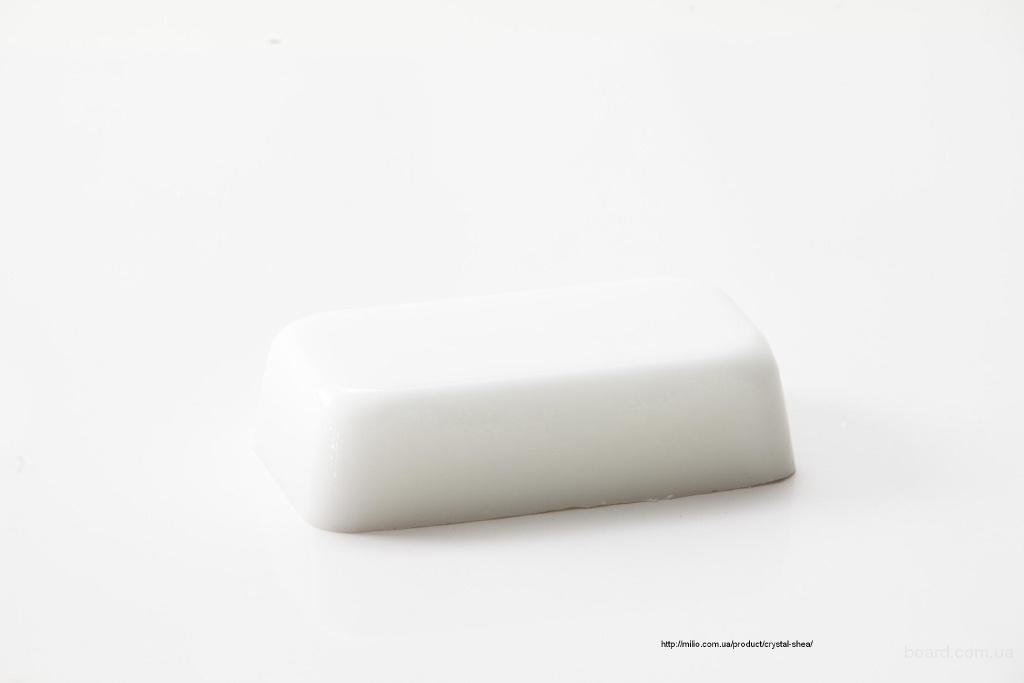 Английская натуральная основа для мыла с маслом Ши