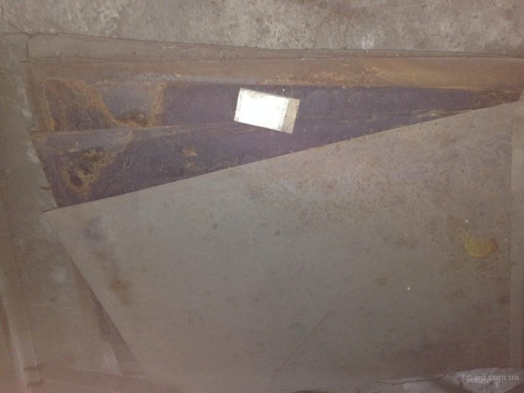 Лист стальной сталь 65Г