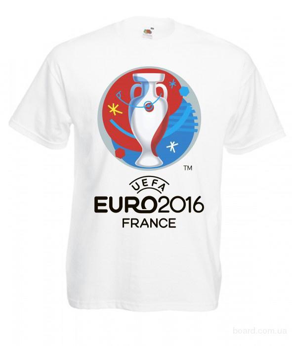 Футболка ЕВРО - 2016 EURO - 2016