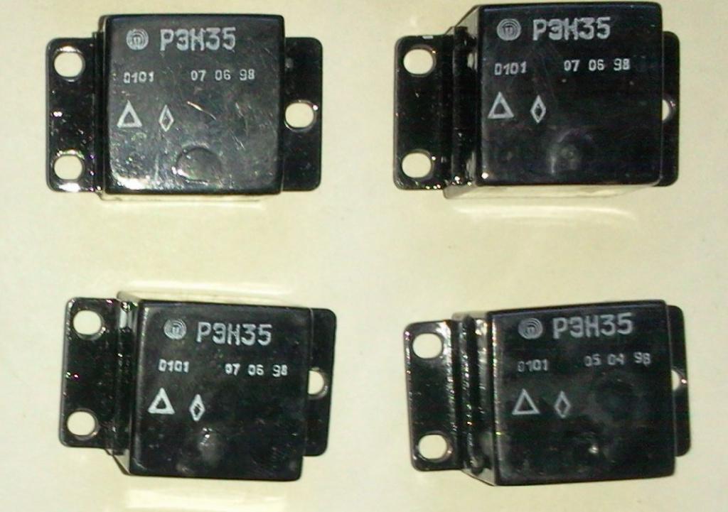 Продам РЭС-8, РЭН-35, РЭН-33 , демонтаж