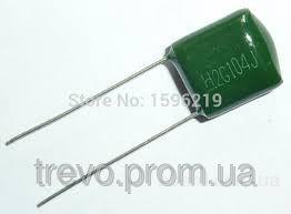 Конденсаторы 400v 100nf H2G104J