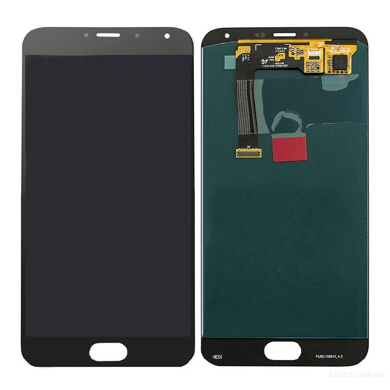 Модуль (Дисплей+тачскрин) для Meizu MX5.