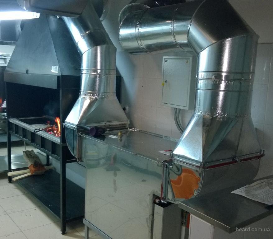 Производство и сервисное обслуживание гидрофильтров для мангалов