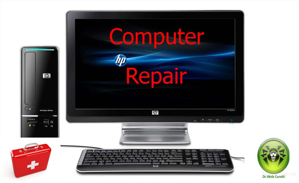 Установка Windows (Виндовс), Ремонт Компьютеров, Ремонт Ноутбуков