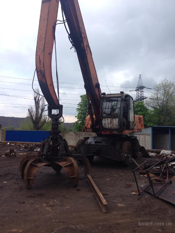 Демонтаж металлоконструкций, заводов на металлолом