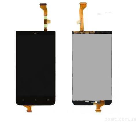 Дисплей для мобильного телефона HTC Desire 200 с Тачскрином Комплект