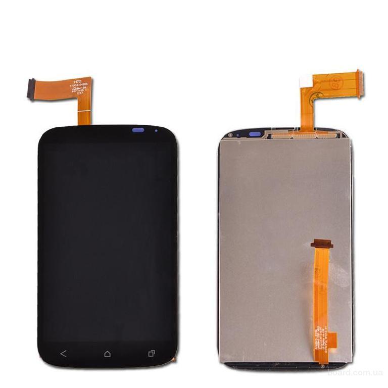 Дисплей для мобильного телефона HTC Desire V T328w с Тачскрином Комплект