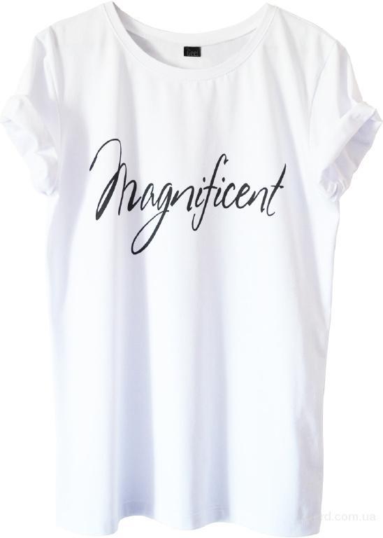 Стильные женские футболки от украинского бренда Gee!