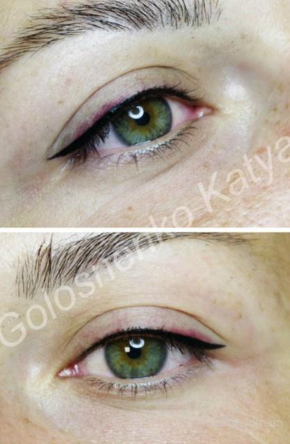 Услуги перманентного макияжа (татуаж)