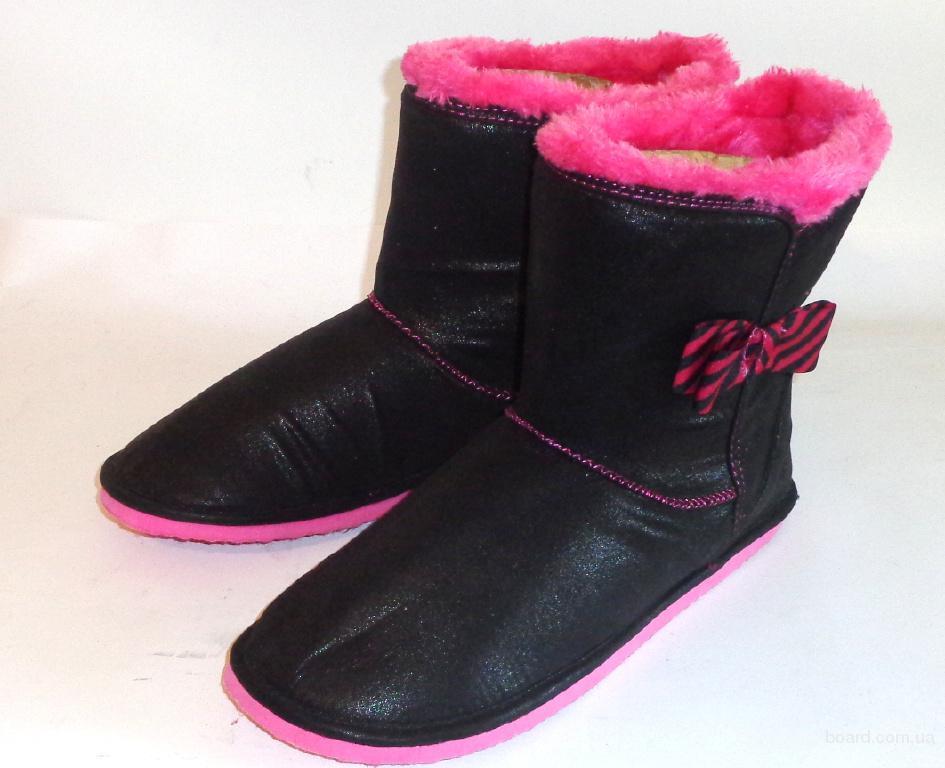 Тапочки, сапожки, утепленные Pink (ТА – 043) 44 размер
