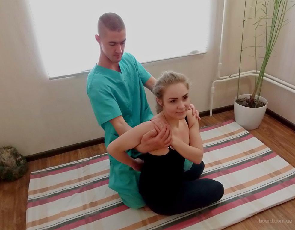 Японский лечебный массаж Юмейхо