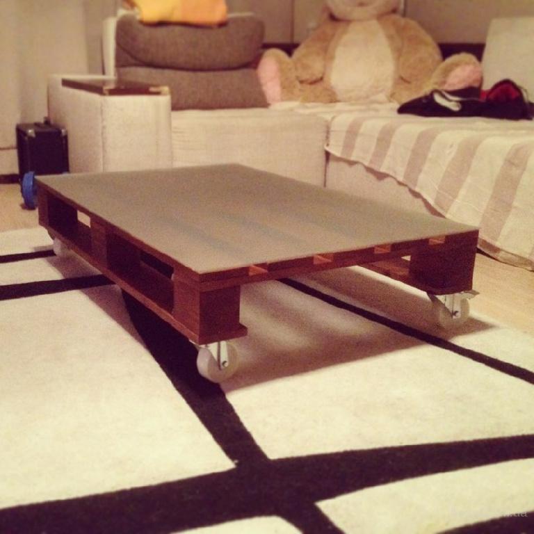 Поддонная мебель на заказ