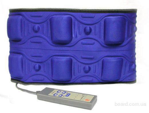 Купить.Широкий вибро магнитный пояс waist belt Pangao PG-2001 (Пангаи)