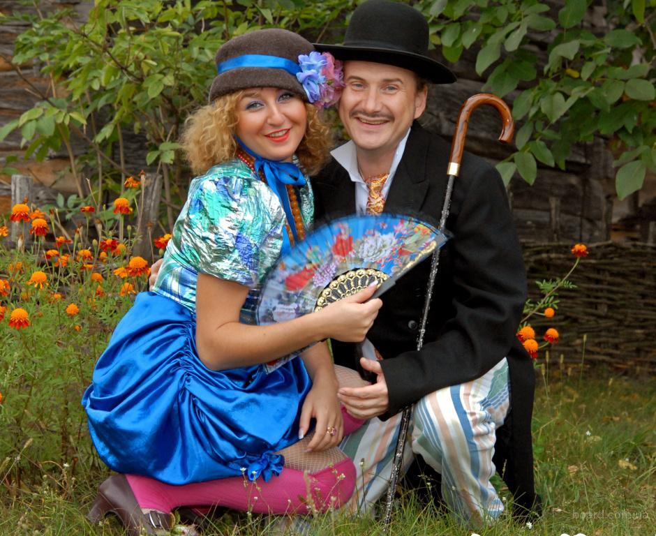Тамада-дуэт. Киев. свадьбы, банкеты, любые праздники.