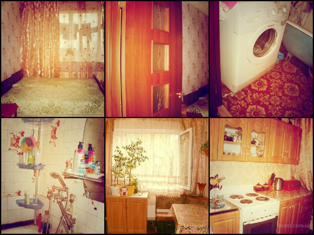 Сдам комнату ул. Беретти 3 м. Петровка, для 2х девушек. (деснянский р-н, троещина, маг. «Фестивальный»).Комната с балконом 18м -два отдельных спальных