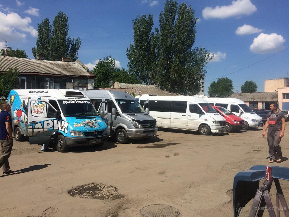 ремонт микроавтобусов в Одессе