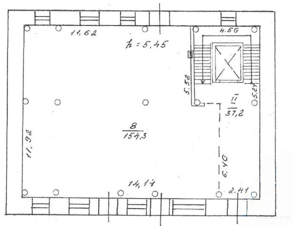 7126 Аренда здания в центре города под банк, бизнес-центр, торговые площади