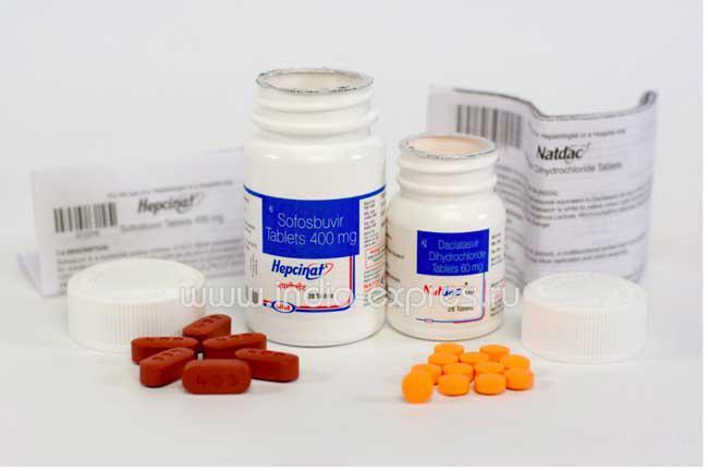 Лечиться проще не бывает: препараты от гепатита С