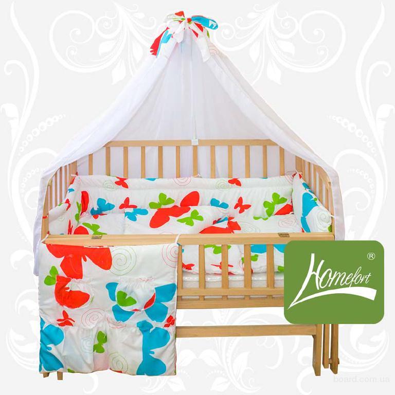Детские комплекты в кроватку от производителя