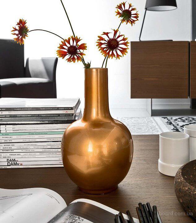 Красивая керамическая ваза Evan от Каллигарис