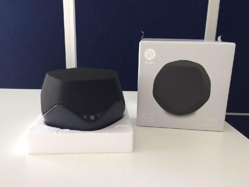 Продаю Новую Bluetooth акустику Bang&Olufsen S3