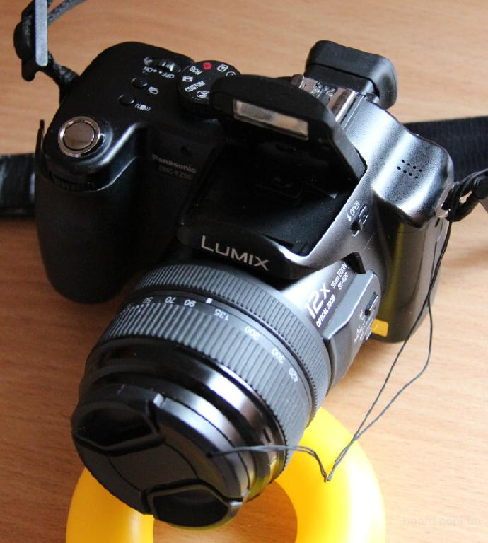 Panasonic Lumix DMC-FZ50 Black