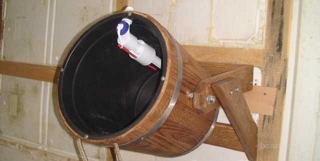 ведро дубовое для бани от производителя