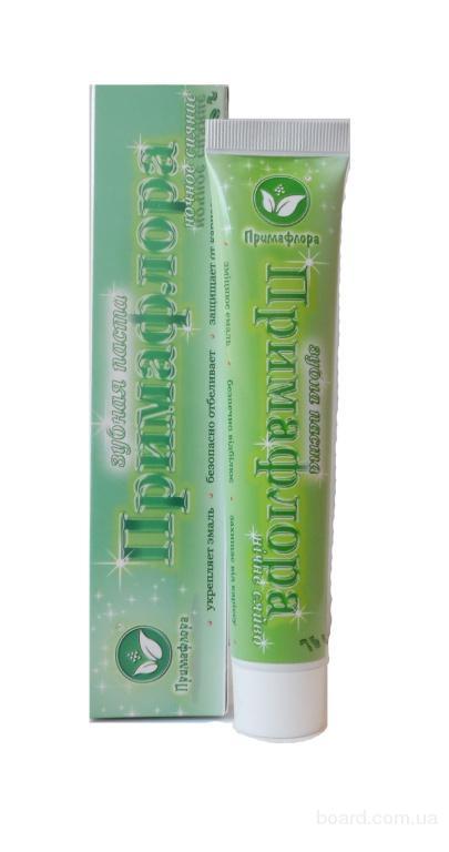 """Зубная паста """"Ночное сияние""""  защищает от кариеса, укрепляет эмаль"""