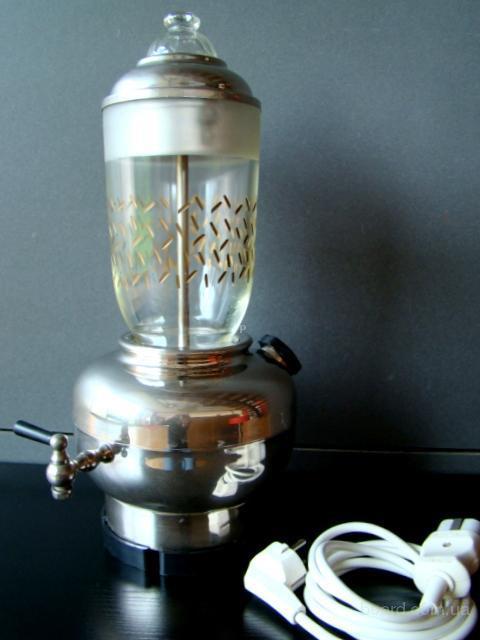 Кофеварка винтажная гейзерного типа - moccadur вerlin-кausdorf