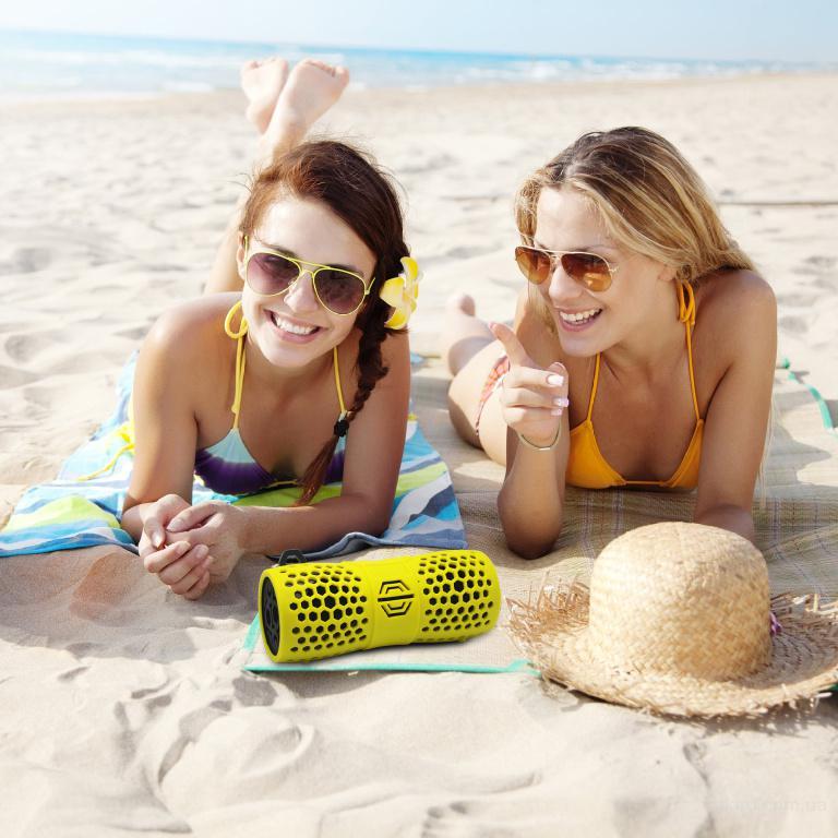 Очень удобно на пляже
