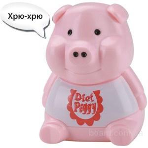 """Украина.Устройство для контроля над питанием """"Хрюшка Диетолог"""" Diet Пигги"""