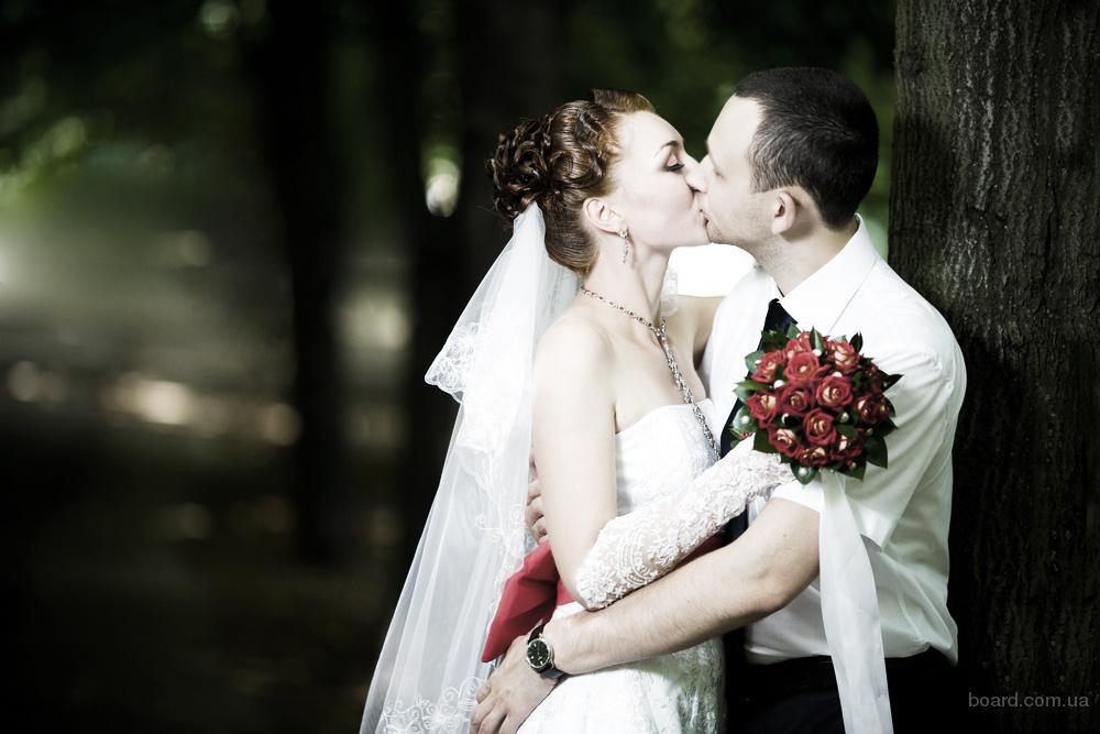 Фотосъемка свадьбы – 2500 грн. Даты: 9, 10, 16, 17 июля