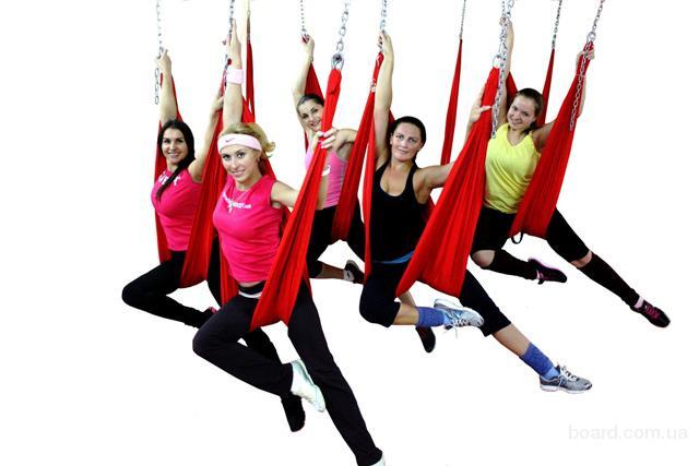 Курсы инструкторов фитнес-йоги и флай-йоги Федерации Нью Боди