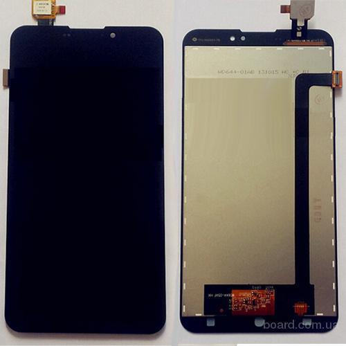 Модуль (Дисплей+тачскрин) для UMI cross C1