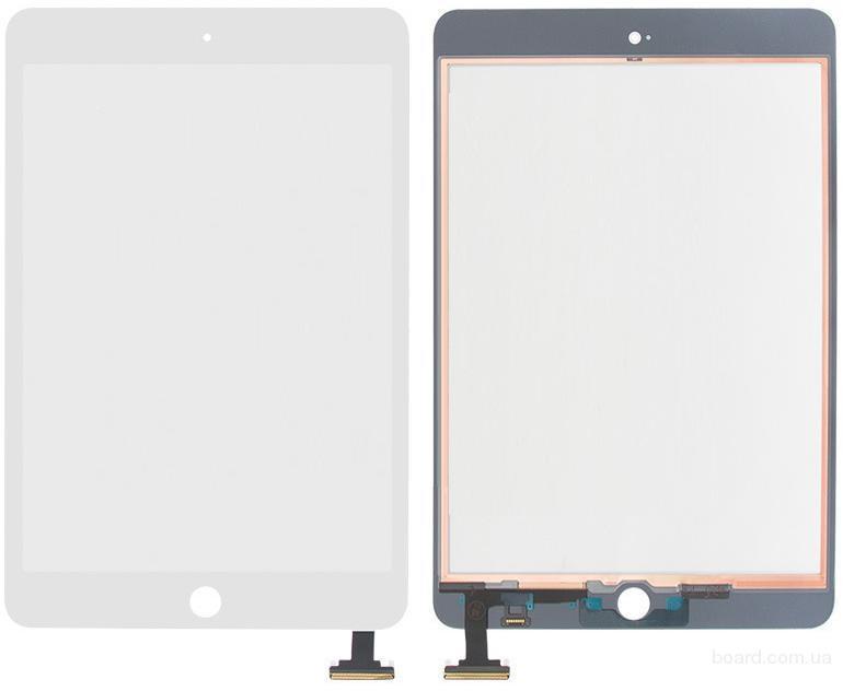 Сенсорный экран для планшета Apple iPad mini Complete Белый Original
