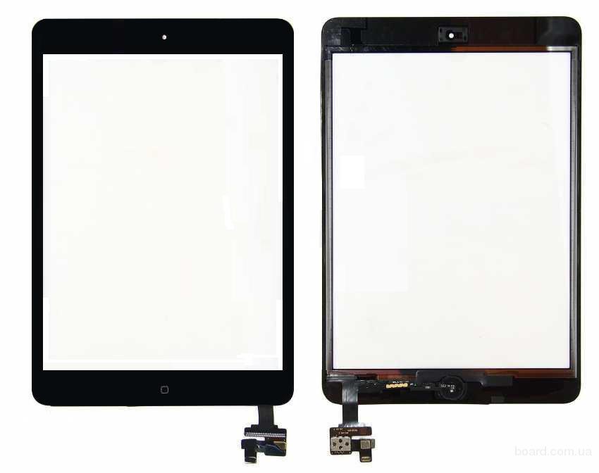 Сенсорный экран для планшета Apple iPad mini Чёрный Complete Original