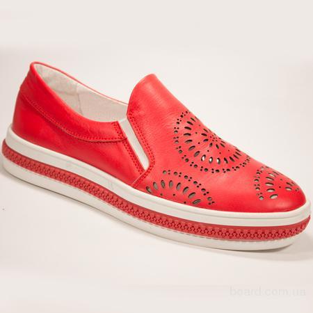 Женская кожаная обувь от производителя от 36 до 40 размера