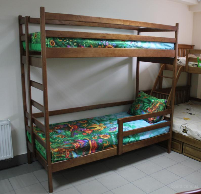 """Двухъярусная кровать-чердак """"Трансформер"""""""