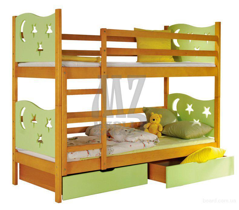 Двухъярусная кровать Jarek