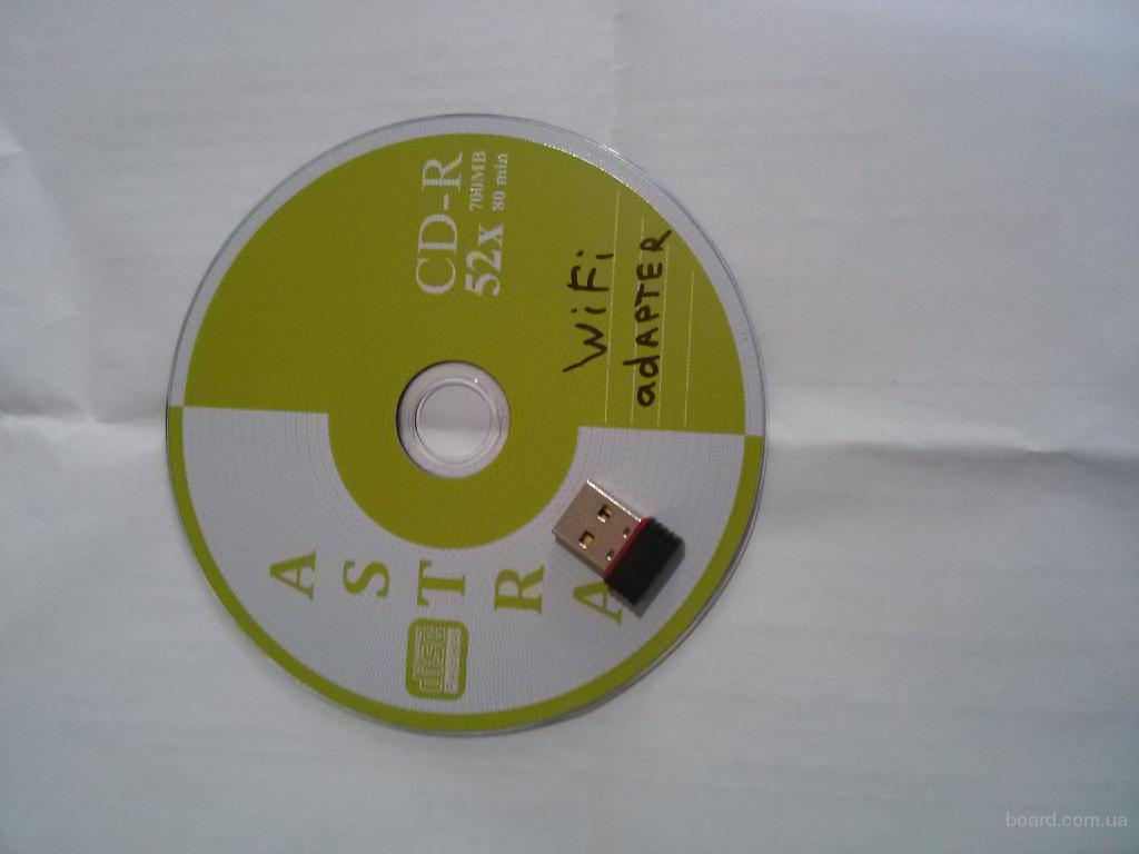 Mini USB Wifi адаптер и роутер